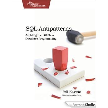 couverture du livre SQL Antipatterns