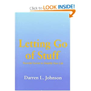 Letting Go of Stuff