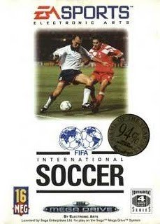 FIFA 97 (Mega Drive) gebr.