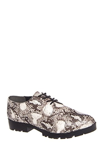 Kenny Low Heel Oxford