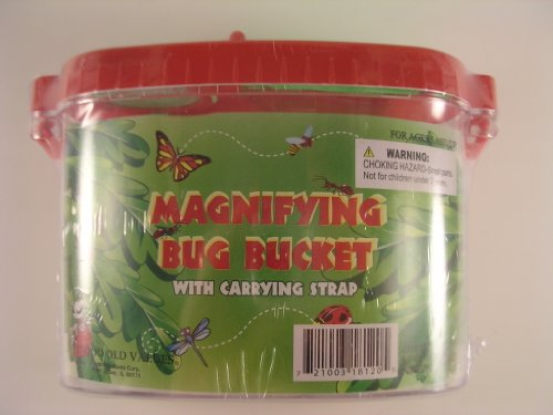 Magnifying Bug Bucket
