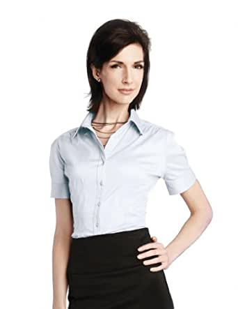 Buy cool shirts womens lilac bloom white ashley button up for Where to buy womens button up shirts