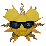 Disney Car Antenna Topper - Mickey Sun