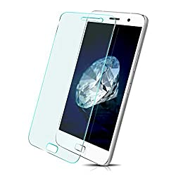 AA19 Tempered Glass for Lenovo ZUK Z1, 0.3mm Pro+ Tempered Glass Screen Protector comes with Alcohol wet cloth pad & clean micro fibre Dry cloth For Lenovo ZUK Z1