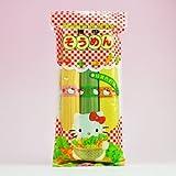 ハローキティ そうめん 緑黄色野菜入り 300g ×3袋 セット (Hello Kitty 緑黄色野菜 素麺) (カネス製麺) ランキングお取り寄せ