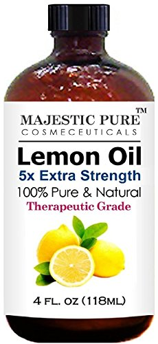 Majestic-Pure-Lemon-Essential-Oil-for-Aromatherapy-5x-Extra-Strength-4-fl-Oz