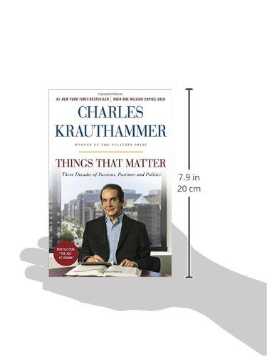 things that matter charles krauthammer pdf