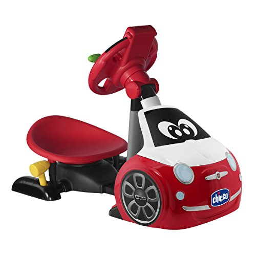 Chicco 00007646000000 - Vehicles with Function - Fiat 500 Driver