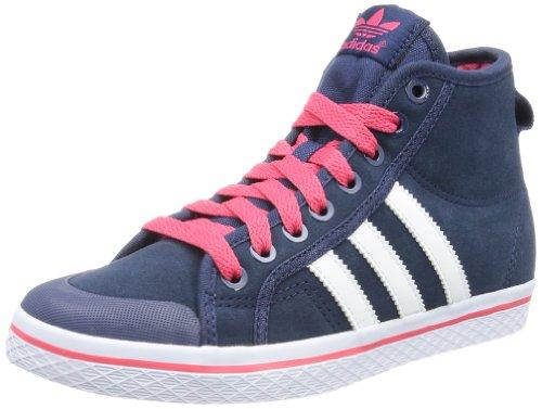 adidas Originals  HONEY STRIPES M,  Sneaker a collo alto donna, Blu (Blau (STDARS/RUNWH)), 38 2/3