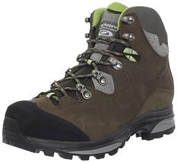 Scarpa Women\'s Hunza GTX Hiking Boot,Dark Brown,41.5 EU/9.5 M US