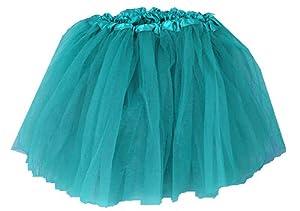 Girls Ballet Tutu Turquoise