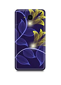 Abstract Flower Xiaomi Redmi 2 Case