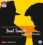 Paul Temple und der Fall Jonathan: Hörspiel mit René Deltgen