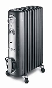 de 39 longhi retro mtr2000 oil filled radiator 2kw. Black Bedroom Furniture Sets. Home Design Ideas
