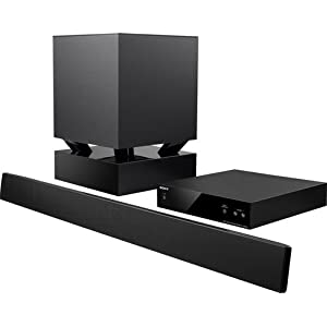 Sony HTCT550W 3D Sound Bar Home Theater System with Wireless Subwoofer