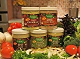Vogue Cuisine Chicken Soup & Seasoning Base 12oz - Low Sodium & Gluten Free
