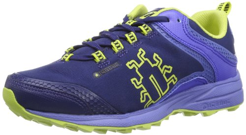Icebug Women's Enlight RB9X Trail Running Shoe,Ink/Amethyst,8.5 M US