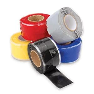 DEI Quick Fix Self Amalgamating / Seal / Wrap Tape Red (10492)