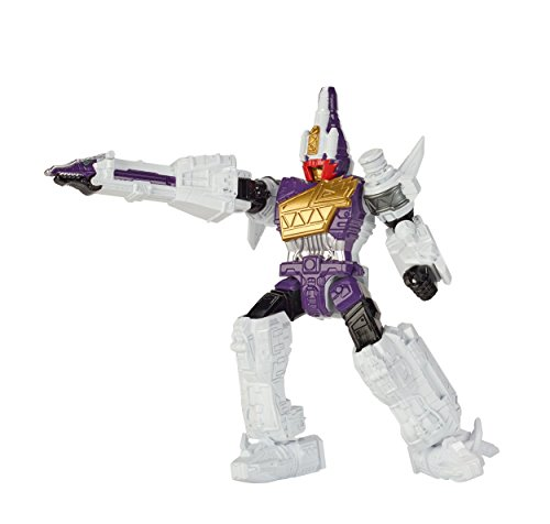 """Power Rangers Dino Super Charge - 5"""" Plesio Charge Megazord Action Figure"""
