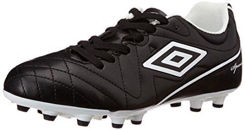 Umbro  Speciali 4 Club Hg,  Scarpe da calcio uomo Nero Noir (090 Noir/Blanc) 41