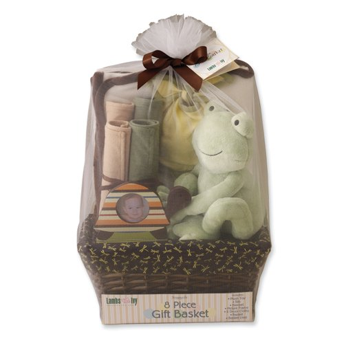 Froggyville Basket Gift Set