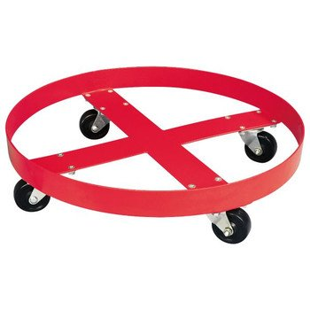 JET DD-55 Steel Drum Dolly, 55-gallon