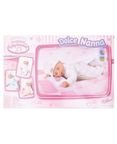 Imagen 3 de Baby Annabell 790281 - Mi Primera Dulces Sueños (Bandai)