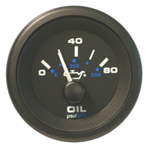Sierra International 62720P Premier PRO Series Marine Oil Pressure Gauge