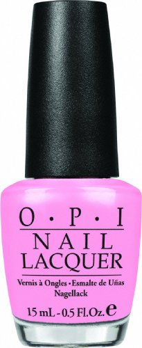 OPI ネイルラッカー H38 15ml I THINK IN PINK