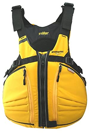 Stohlquist Mens Trekker Life Jacket Personal Floatation Device by Stohlquist