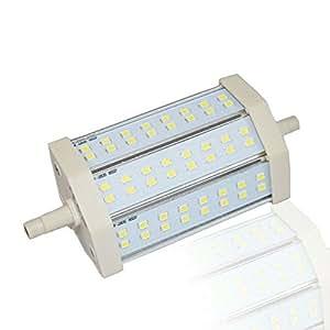 Wyzm 2 pack r7s led bulb t3 halogen light bulb torchiere for R7s 150w led