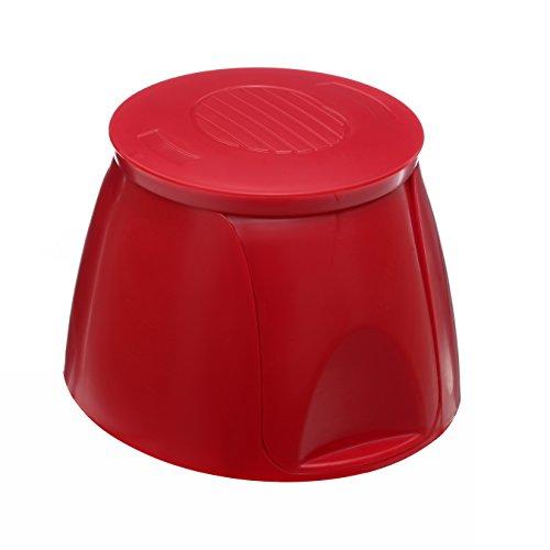 Premier Housewares 0806523 Coupe Tomate-Mozzarella en Rouge