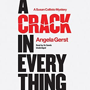A Crack in Everything: The Susan Callisto Mysteries, Book 1 | [Angela Gerst]