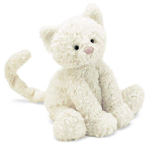 """Jellycat® Fuddlewuddle Kitten, Medium - 9"""" front-1046325"""
