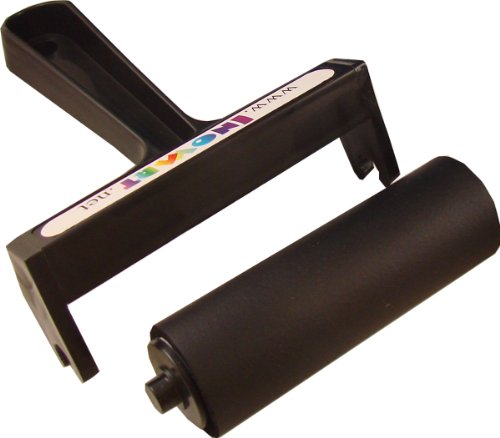 Inovart Snap Out Soft Rubber Brayer 4""