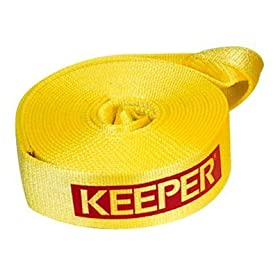 Keeper 02922 2 inch x 20 inch Vehicle Recovery Strap