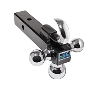 Reese 7031400 Tri-Ball Mount with Hook