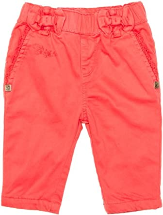 Chipie Bistache Baby Girl's Trousers Red 36 Months