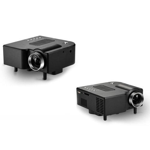Free Shipping LightInTheBox Barcomax GP5S Mini Led Projector 320*240 Super Bright LED Technology ...