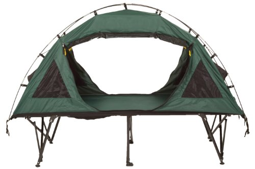 Motorcycle Camping Gear Kamp Rite Compact Collapsable Tent Cot By