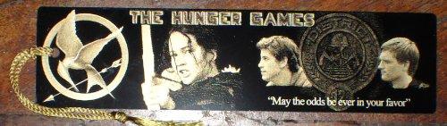 Hunger Games Katniss Everdeen Metal Bookmark