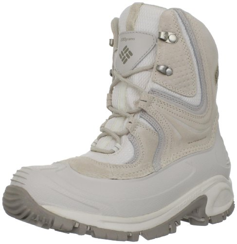 Columbia Women's Snowtrek Snow Boot,Winter White,12 M US