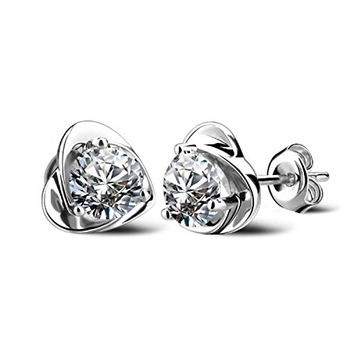 Lily Jewellery Cute Heart Shape sterling silver