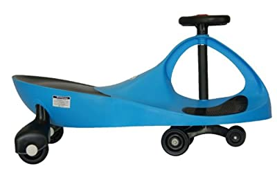 Kids Motor Store Sky Blue Rolling Coaster the Wiggling Wiggle Race Car Premium Scooter KMS157301SKBL
