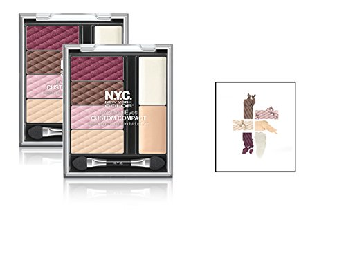 2-pack-nyc-new-york-color-individualeyes-eyeshadow-palette-midtown-mauve-for-brown-eyes