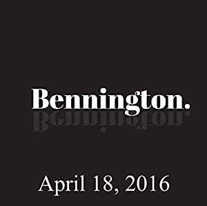 Bennington, Tony Hale, Danny DeVito, April 18, 2016 Radio/TV Program