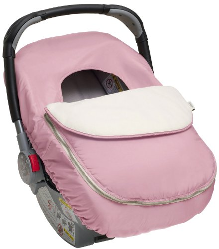 The First Years Car Seat Cover, Pink