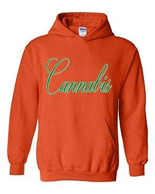 Acacia Cannabis in Green - Best Selling Weed Gifts Unisex Hoodie Sweatshirt