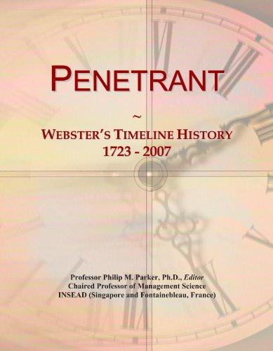 penetrant-websters-timeline-history-1723-2007