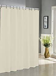 Duck River Textiles Everett Jacquard Shower Curtain Ivory